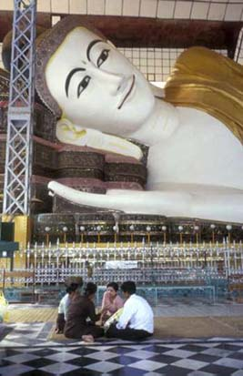 Grand Reclining Buddha